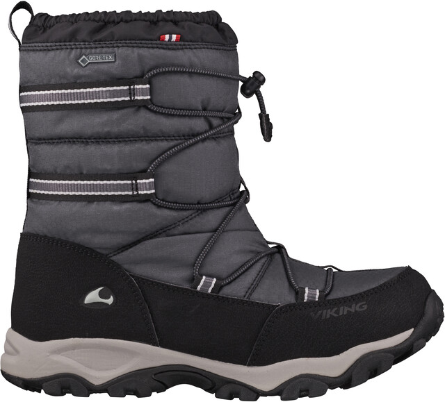 Footwear Viking Blackcharcoal Tofte Kids Winter Gtx Boots UzSMVqpG